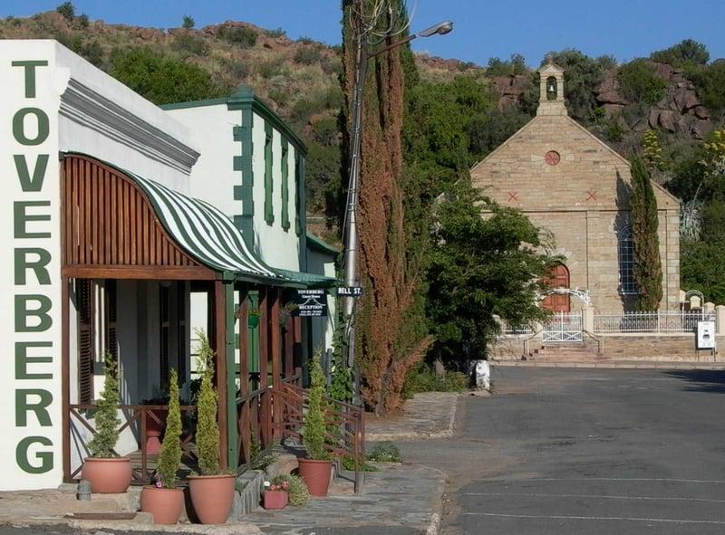 weekend getaway Colesberg