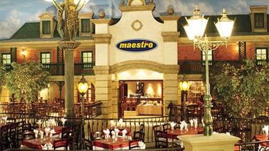 Restaurants in Ormonde