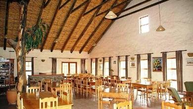 Restaurants in Op Die Berg