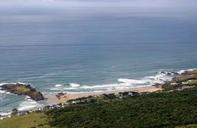 Mazeppa Bay Second Beach