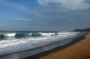Clansthal Beach