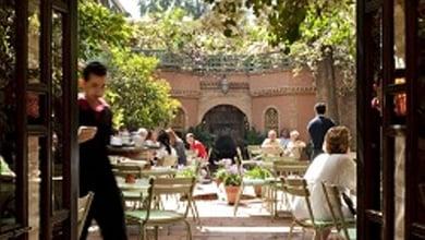 Restaurants in Marrakech