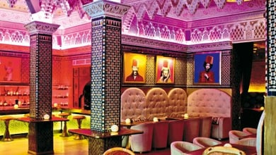Restaurants in Marrakesh-Tensift-El Haouz