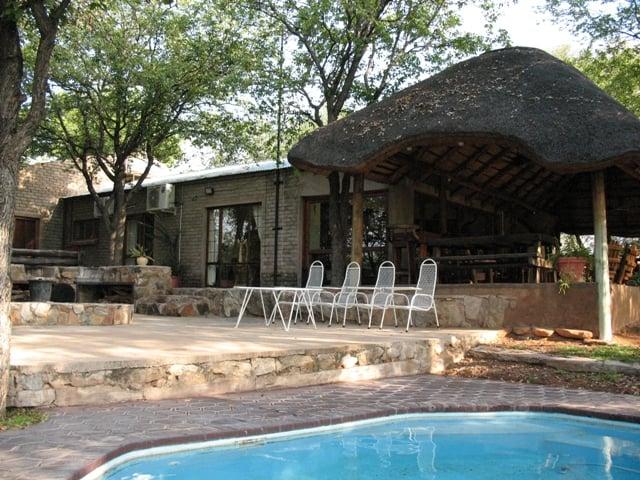 weekend getaway Mopane
