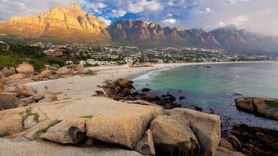 Beaches in the Cape