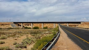Double Bridge over the N7