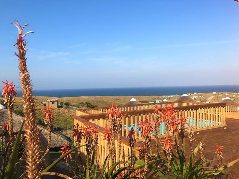 weekend getaway Mdumbi Beach