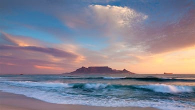 Beaches in Southern Africa