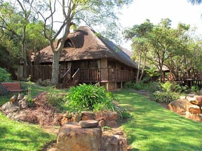 Ngodwana Accommodation