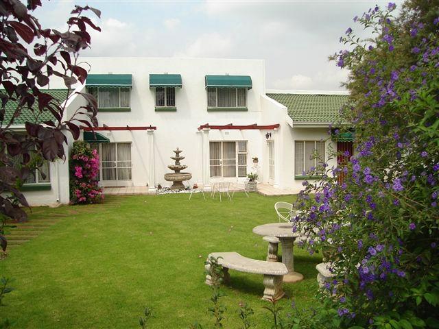 Sunward Guest House, Sunward Park