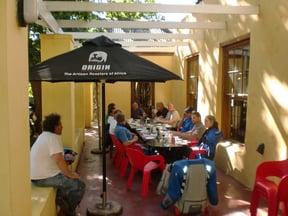 The Oak & Vigne Café