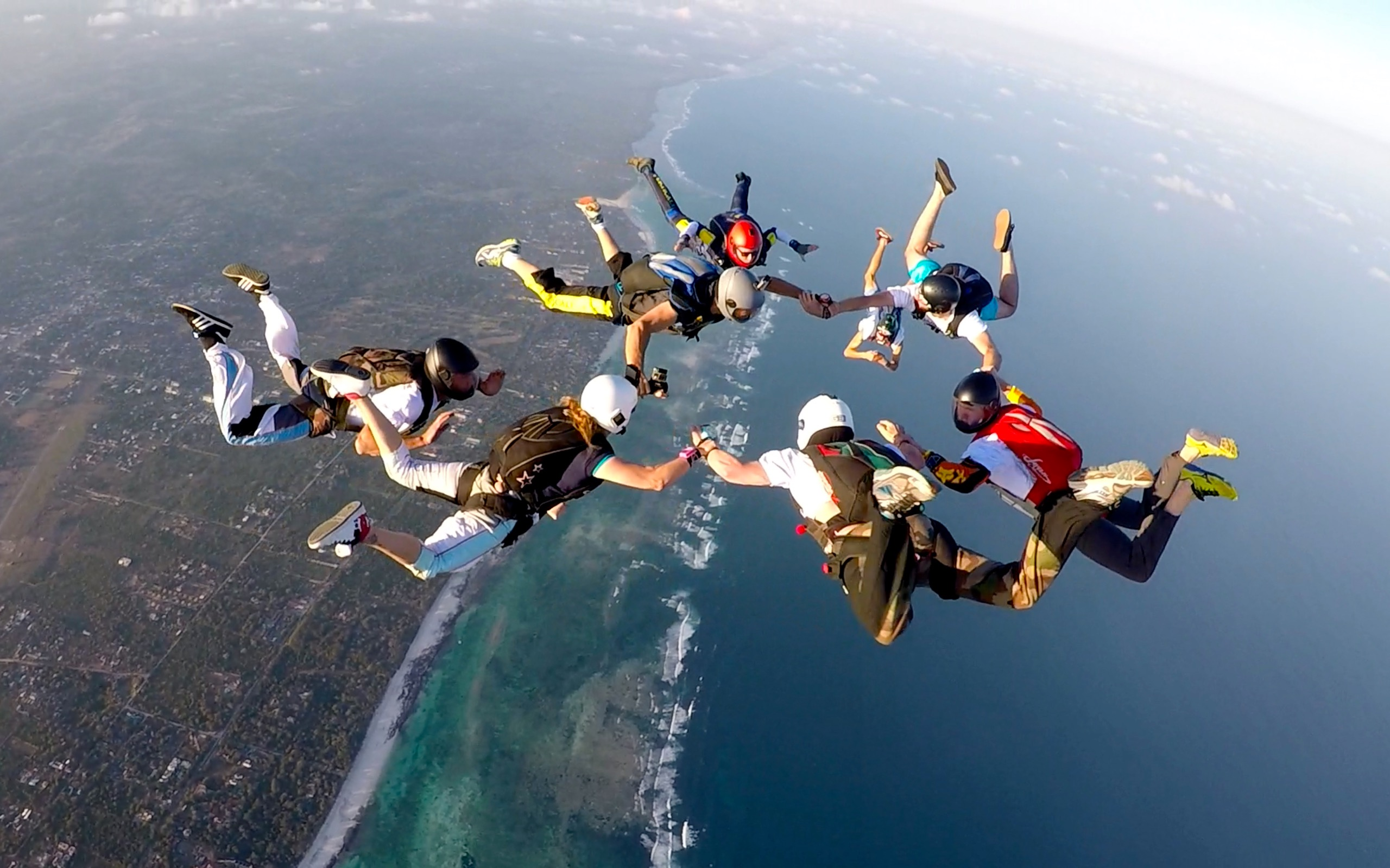Image result for Paragliding, Scuba Diving, Sky Diving kenya