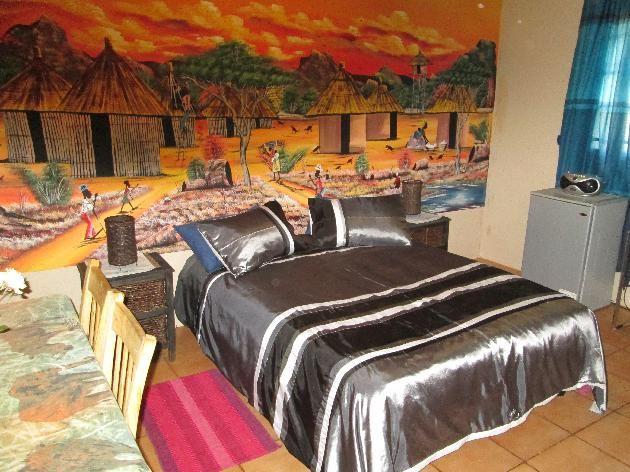 weekend getaway Krugersdorp