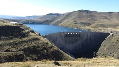 Things to do in Katse Dam