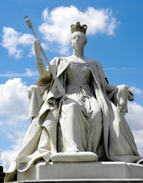 Queen Victoria Statue, Kensington Palace