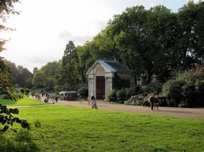 Queen Anne's Alcove, Hyde Park