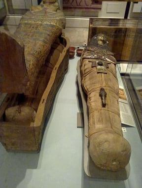 British Museum: Mummy of Katebet