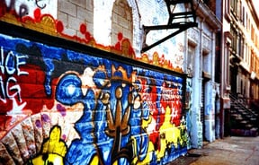 Street Art in Harlem