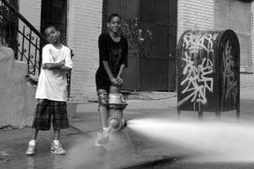Hot Harlem Hydrant