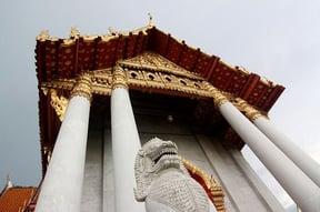 Wat Benchamabophit, Bangkok