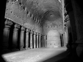 Kanheri Caves