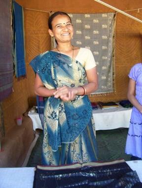 Shilpgram - Saree Maker from Gujarat