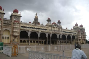 Tipu Sultan's Palace and Fort