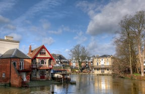 Oxford Accommodation