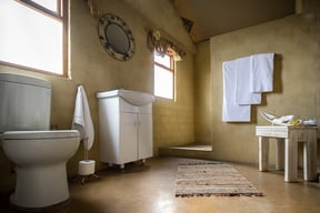 Thali Thali Game Lodge Luxury Tent Toilet