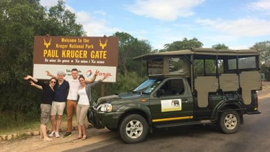 3 Night, 4 Day Private Tour in the African Bush | Skukuza Lodges