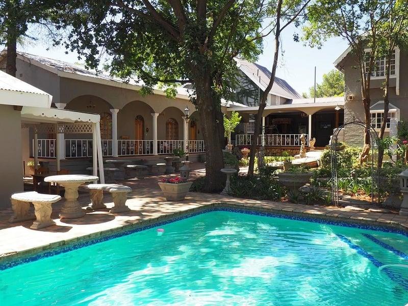 weekend getaway Westdene (Bloemfontein)