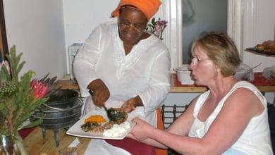 Beauty cooks Xhosa!
