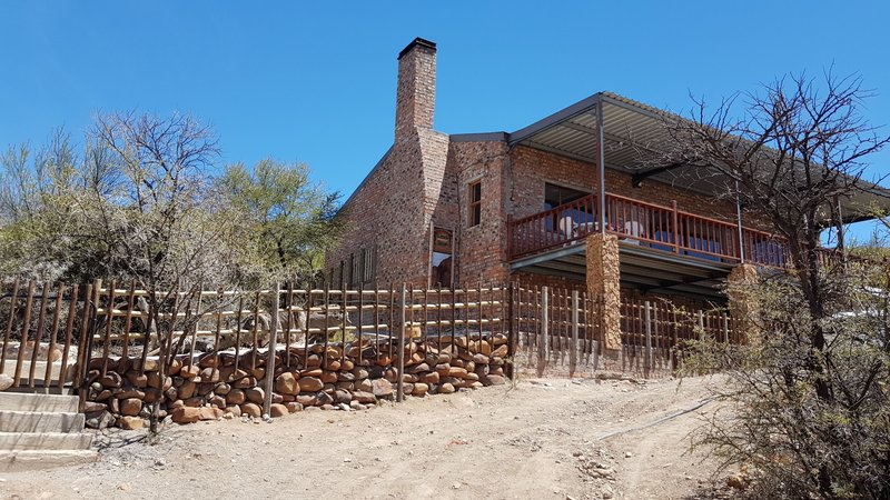 weekend getaway Beaufort West