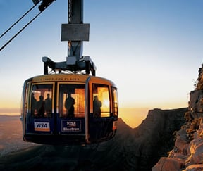 Table Mountain Cableway car