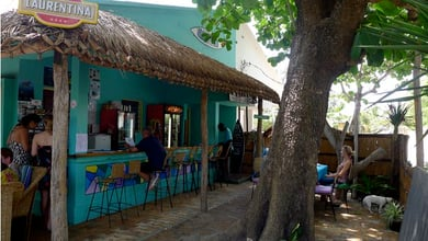 Restaurants in Praia do Tofo