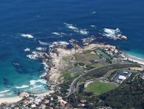 Camps Bay Beach, Glen Beach, Maidens Cove, Bachelors Cove, Clifton 4th Beach