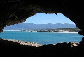 Klipgat Cave view