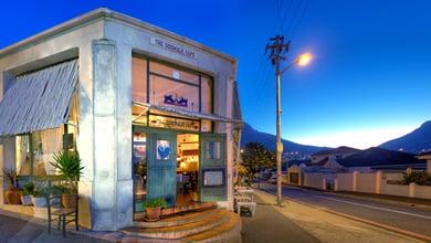 Restaurants in Vredehoek