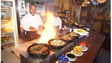 Restaurants in Durban Beachfront