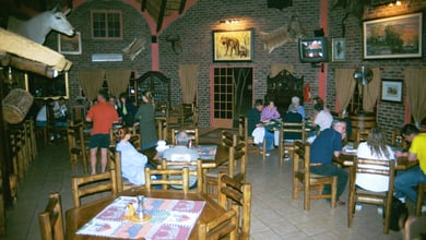 Restaurants in Marloth Park