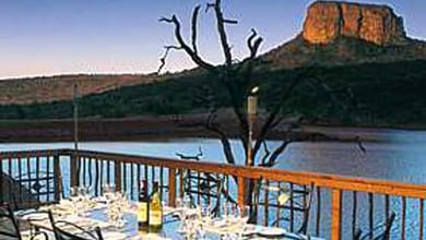Restaurants in Entabeni Private Game Reserve