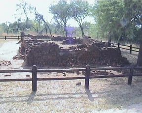 Albisini Ruins at Phabeni Gate