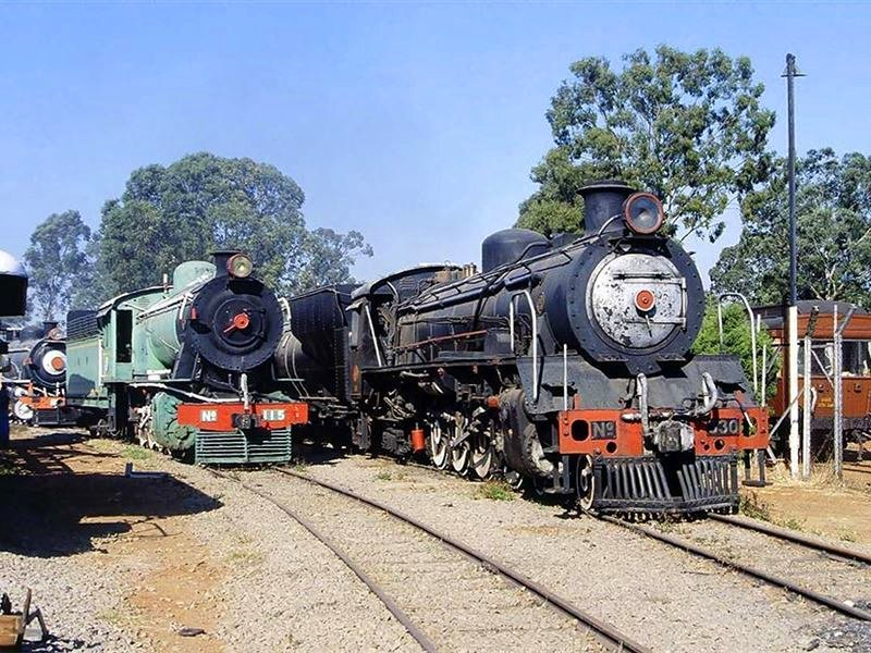 Bulawayo Railway Museum