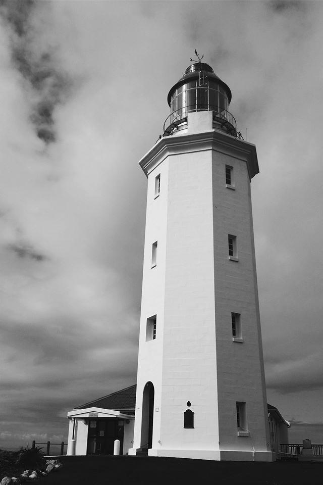 Danger Point lighthouse, Gansbaai