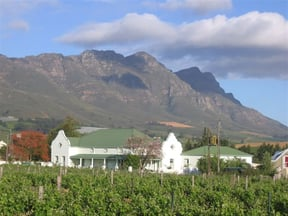 Riebeek Kasteel Accommodation