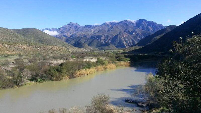 River view near Calitzdorp