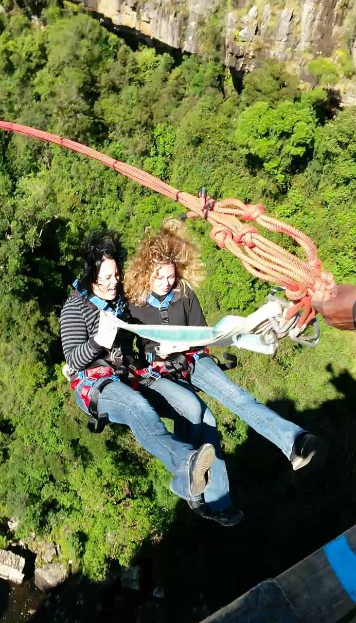 Big Swing, Sabie Gorge