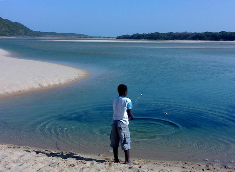 Kosi Bay Nature Reserve, Kwanganase