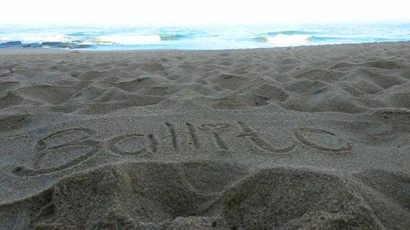 Ballito beach