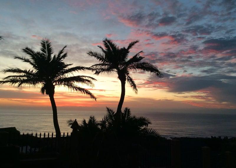 Ramsgate South sea view